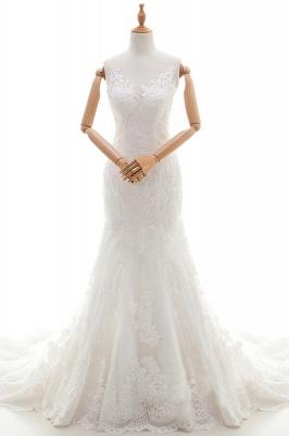 Designer Brautkleider Meerjungfrau | Hochzeitskleider Mit Spitze_1