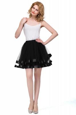 Hoop skirt short cheap | Ball gown with hoop skirt_24