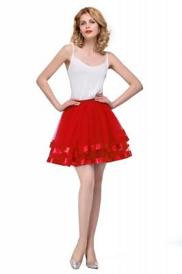Hoop skirt short cheap | Ball gown with hoop skirt_3