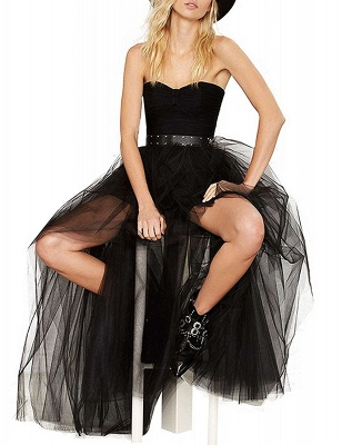 Crinoline Short Black | Crinoline wedding dress
