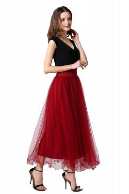 Hoop skirt short cheap | Wedding dress underskirt_29