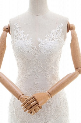 Designer Brautkleider Meerjungfrau | Hochzeitskleider Mit Spitze_4