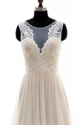 Fashion Brautkleider A Linie | Hochzeitskleider Schlicht Online_4