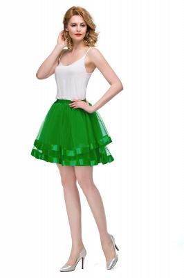 Hoop skirt short cheap | Ball gown with hoop skirt_34