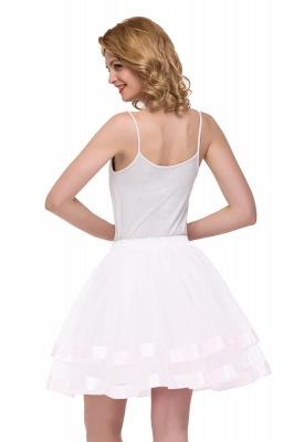 Hoop skirt short cheap | Ball gown with hoop skirt_10
