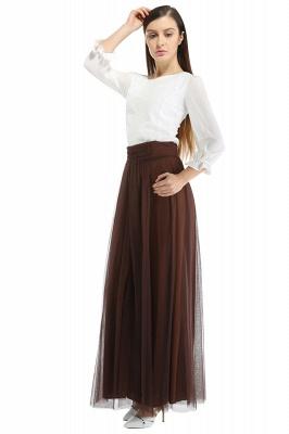 Wedding dress evening dress underskirt   Hoop skirt cheap_2