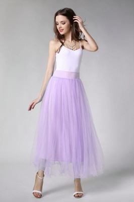 Hoop skirt short cheap | Wedding dress underskirt_35