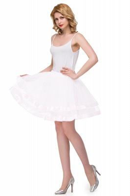 Hoop skirt short cheap | Ball gown with hoop skirt_8
