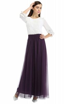 Wedding dress evening dress underskirt   Hoop skirt cheap_3