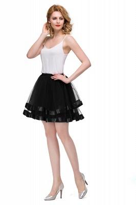 Hoop skirt short cheap | Ball gown with hoop skirt_23