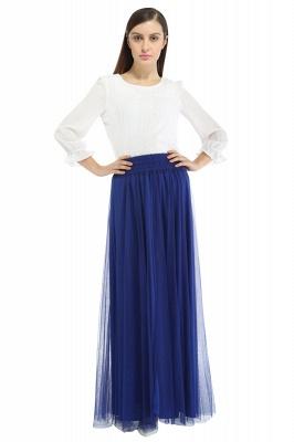 Wedding dress evening dress underskirt   Hoop skirt cheap_4