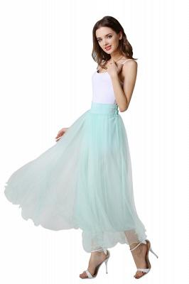 Hoop skirt short cheap | Wedding dress underskirt_14