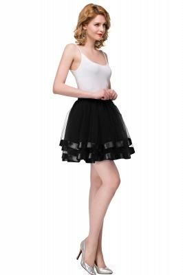 Hoop skirt short cheap | Ball gown with hoop skirt_25