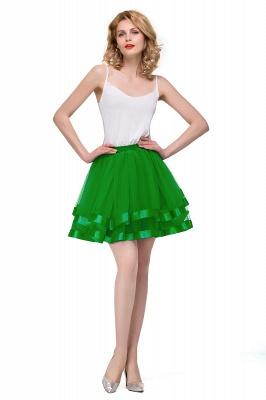 Hoop skirt short cheap | Ball gown with hoop skirt_6
