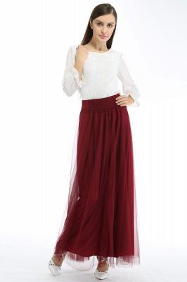 Wedding dress evening dress underskirt   Hoop skirt cheap_16