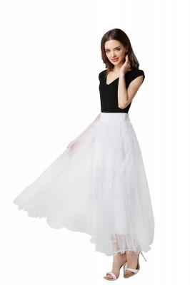 Hoop skirt short cheap | Wedding dress underskirt_9