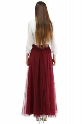 Wedding dress evening dress underskirt   Hoop skirt cheap_17
