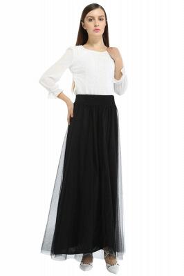 Wedding dress evening dress underskirt   Hoop skirt cheap_13