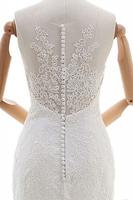 Designer Brautkleider Meerjungfrau | Hochzeitskleider Mit Spitze_6