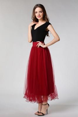 Hoop skirt short cheap | Wedding dress underskirt_3