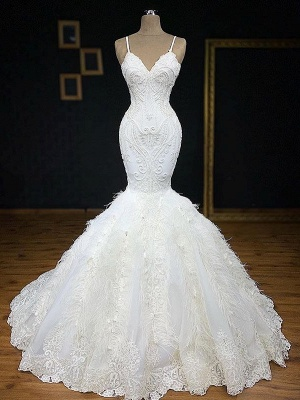 Elegant wedding dresses with lace | Wedding Dresses Cheap Online_1