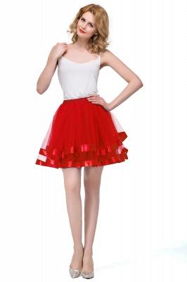 Hoop skirt short cheap | Ball gown with hoop skirt_27