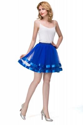 Hoop skirt short cheap | Ball gown with hoop skirt_14