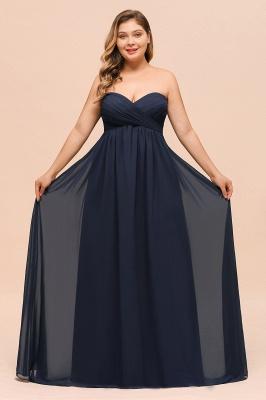 Wunderschöne Brautjungfernkleider Große Größe   Kleider für Brautjungfern_4