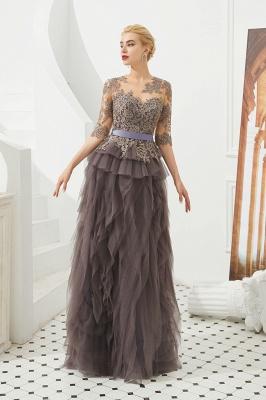 Abendkleider Lang mit Ärmel   Abendmoden Online_4
