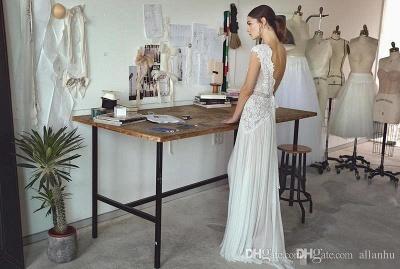 Design Hochzeitskleider Mit Spitze Günstig Etuikleid Brautkleider Online Bestellen_4