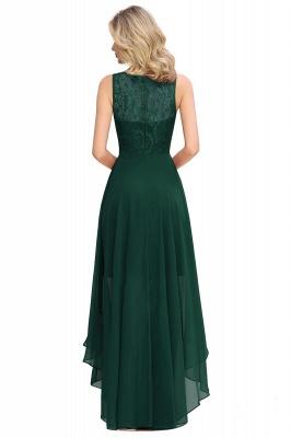Modern evening dresses | Cocktail dresses front short long back_7
