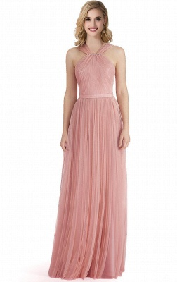 Evening dress long pink | Cheap prom dresses online_1