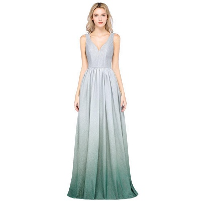 Elegant Evening Dress Long V Neck | Buy cheap prom dresses