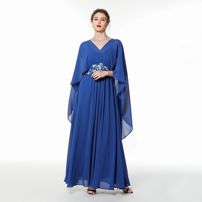 Festive dresses | Blue evening wear online