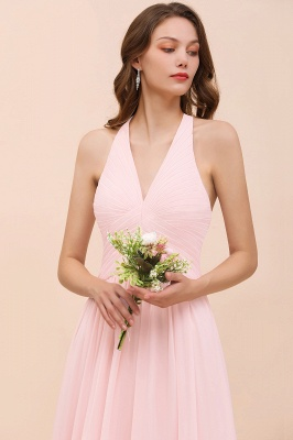 Bridesmaid Dresses Long Pink   Bridesmaid dresses_8