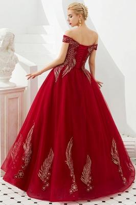Rote Abendkleider | Abendmoden Abiballkleider Online Kaufen_5