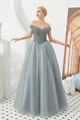 Evening dress long green | Prom Dresses Cheap Online_3