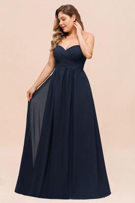Wunderschöne Brautjungfernkleider Große Größe   Kleider für Brautjungfern_5
