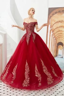 Rote Abendkleider | Abendmoden Abiballkleider Online Kaufen_4