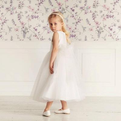 Blumenmädchenkleider für Kinder | Blumenmädchen Kleider Hochzeit_2