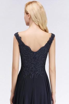 Evening dress long black | Evening wear online_5