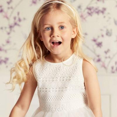 Flower girl dress Ivory | Flower girl dresses for children_3