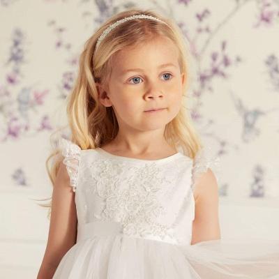 Blumenmädchen Kleider Hochzeit | Blumenmädchenkleider Günstig_3