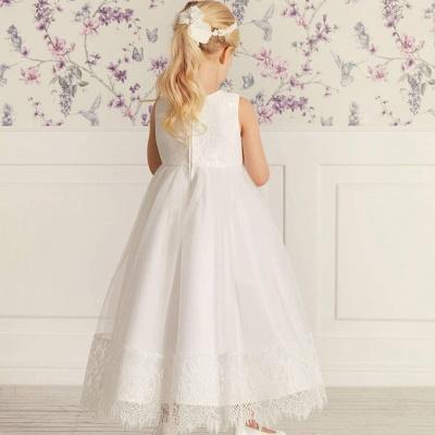 Simple dresses for wedding | Flower girl dresses cheap_2