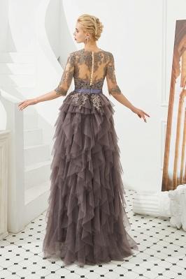 Abendkleider Lang mit Ärmel   Abendmoden Online_7