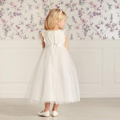 Blumenmädchen Kleider Hochzeit | Blumenmädchenkleider Günstig_2