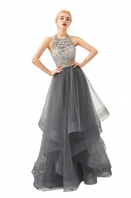 Long prom dresses with glitter | Evening wear online_8