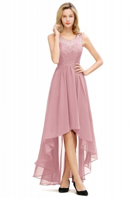 Modern evening dresses | Cocktail dresses front short long back_4
