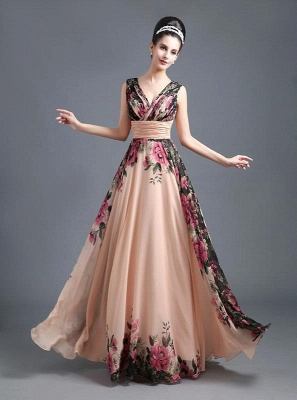 Elegant evening dresses long glitter | Prom Dresses Cheap Online