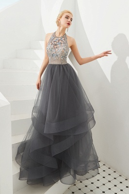 Long prom dresses with glitter | Evening wear online_4